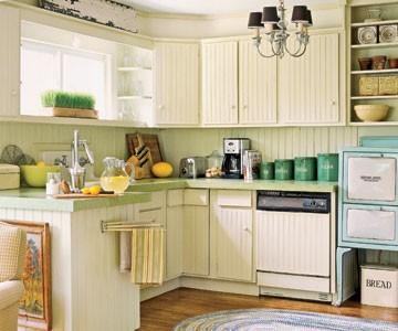 Remodelaci n de una cocina peque a for Remodelar cocina pequena