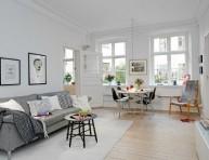 imagen Bases de un salón estilo nórdico