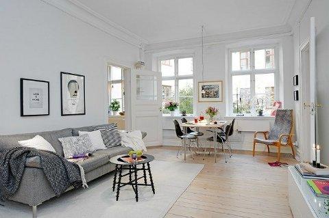 Bases de un sal n estilo n rdico - Casas estilo nordico ...