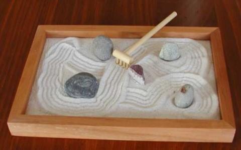 Minijardín Zen