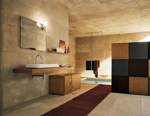 25 propuestas de ba os modernos for Banos casas modernas
