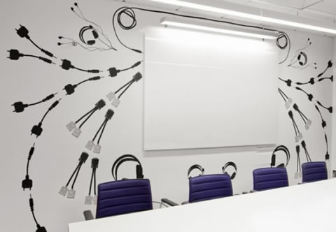 Dise o de interiores en oficinas for Diseno de interiores oficinas pequenas