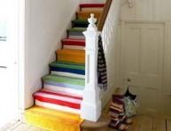 imagen Escaleras de colores