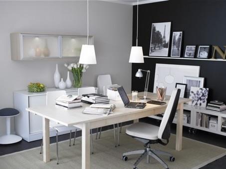 Tips para la oficina en casa for Despacho moderno casa