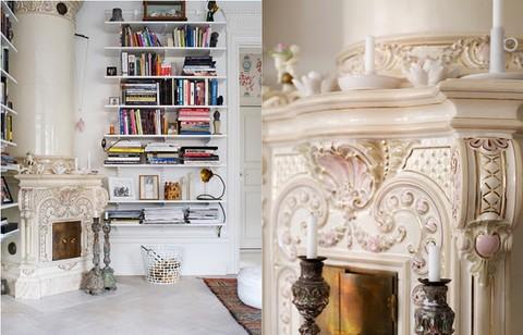 Apartamento urbano y encantador for Conjuntos interiores femeninos