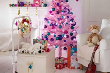 Habitaciones de niños con estilo navideño