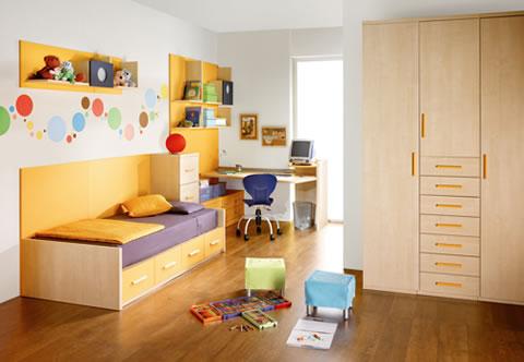 Tips b sicos para la decoraci n de habitaciones infantiles - Decoracion de habitaciones infantiles ...