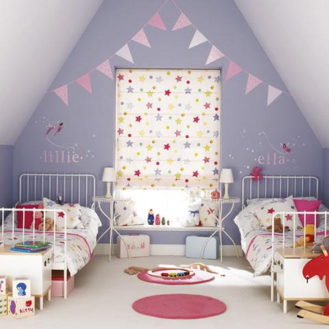 Tips b sicos para la decoraci n de habitaciones infantiles - Adornos para habitaciones infantiles ...