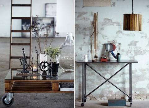 Estilo industrial en la decoraci n - Decoracion vintage industrial ...