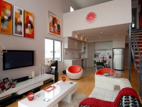 Muebles de salón por módulos