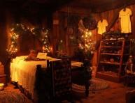 imagen Habitaciones para niños con estilo navideño