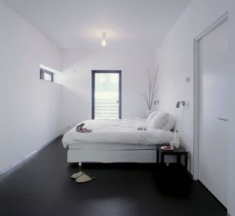 El estilo minimalista for Decoracion minimalista espacios pequenos