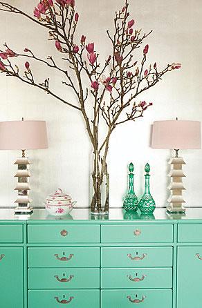 Ramas flores y floreros para decorar el hogar - Ramas secas para decorar ...