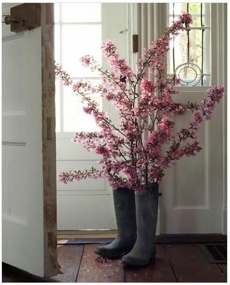 Ramas flores y floreros para decorar el hogar for Plantas decorativas para el hogar