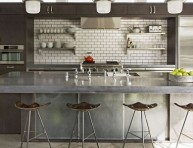 imagen Cocinas de estilo industrial