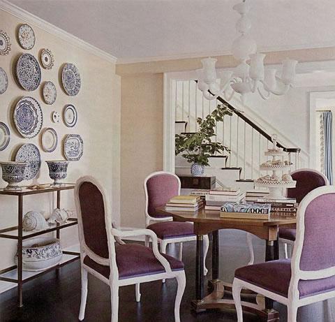 Decora tus paredes con platos - Decoracion de platos ...