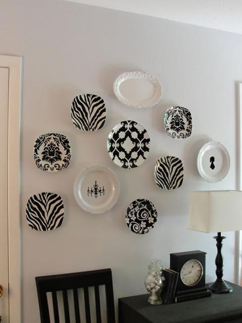 Decora tus paredes con platos - Decora tus paredes ...