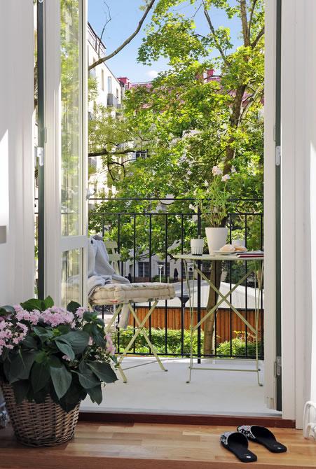 Ideas decoracion para balcones for Adornos navidenos para balcones