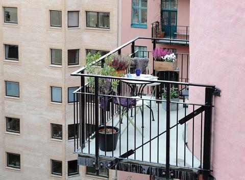 Ideas decoracion para balcones - Decoracion de balcones ...