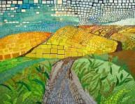 imagen Mosaico moderno: Galia Gluckman