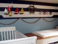 imagen 12 ideas para la habitación del bebé
