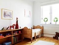 imagen Habitación de estilo nórdico para peques