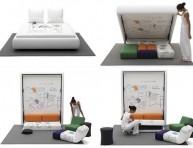 imagen Muebles multifuncionales