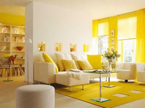 Animarse al amarillo - Decoracion en amarillo ...