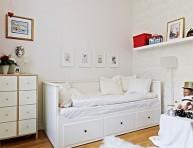 imagen Una casa decorada al estilo escandinavo moderno
