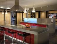 imagen Una isla en la cocina