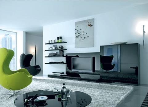Muebles de diseño para tu televisión
