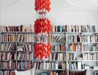 imagen Cómo decorar con libros