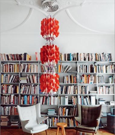 Como decorar con libros - Libros para decorar ...