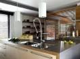 imagen Madera y aluminio para tu cocina