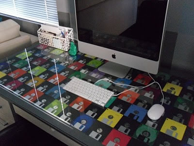 decoracion para escritorio