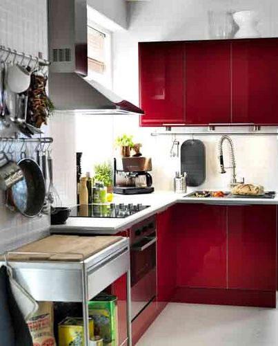 Consejos e ideas para una cocina peque a - Consejos de cocina ...
