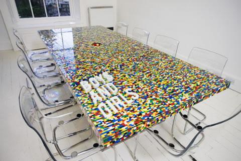 Decoraci n con lego para todo el hogar for Todo en decoracion para el hogar