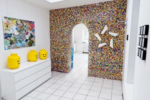 Decoraci n con lego para todo el hogar for Decoracion hogar 2012