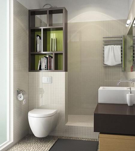 Ideas para oculta la cisterna del ba o - Ventilacion para banos ...
