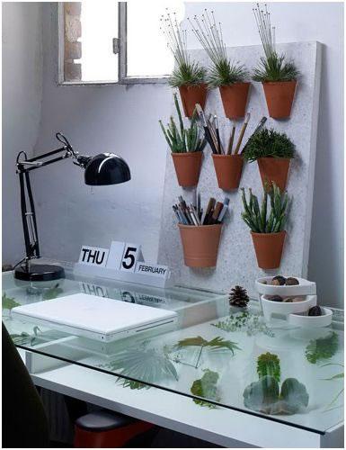 Ideas para decorar tu escritorio for Ideas para decorar mi escritorio