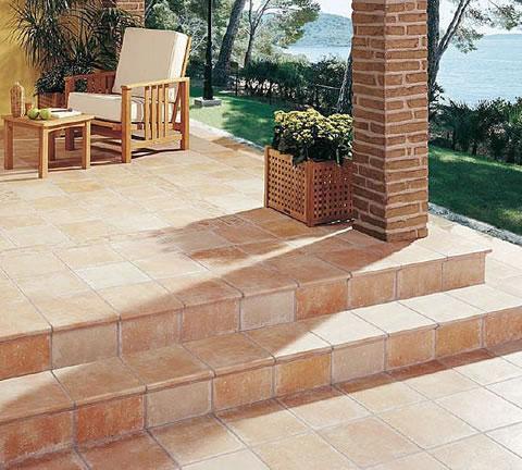 Pavimentos para exterior - Suelos para jardines exteriores ...