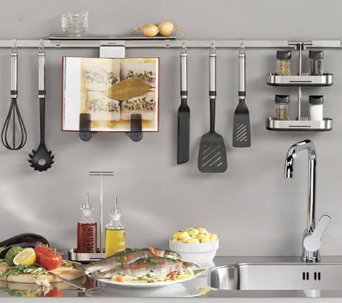 Mant n tu cocina en orden for Utensilios de cocina casa joven