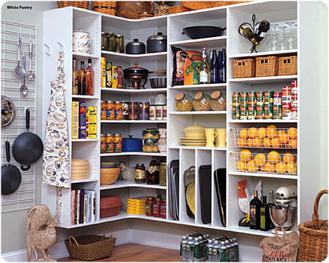 Mant n tu cocina en orden - Orden en la cocina ...