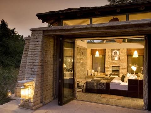 Ideas para decorar tu dormitorio con piedra - Bodegas rusticas fotos ...