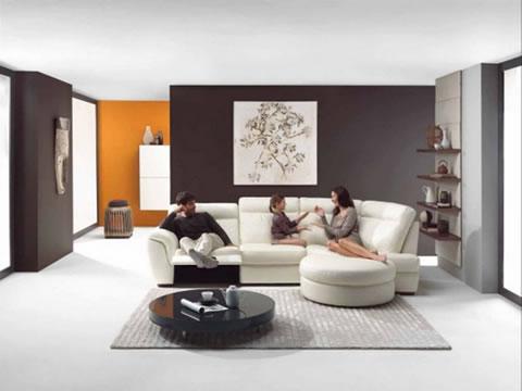Ideas y tips para decorar un sal n grande - Ideas para decorar un salon ...