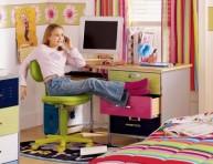 imagen Originales escritorios para los mas pequeños