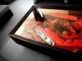 imagen Mesa de centro con un Ferrari dentro