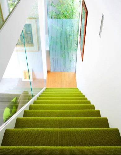 Alfombrar Las Escaleras