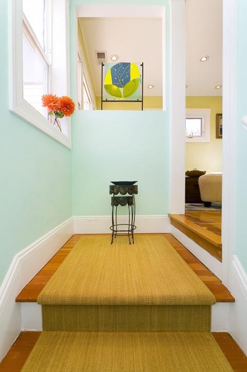 alfombrar las escaleras 10