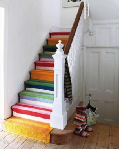 alfombrar las escaleras 34